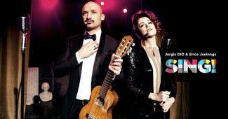 Jurgis DID & Erica Jennings - Sing! (Eurovision 2019)